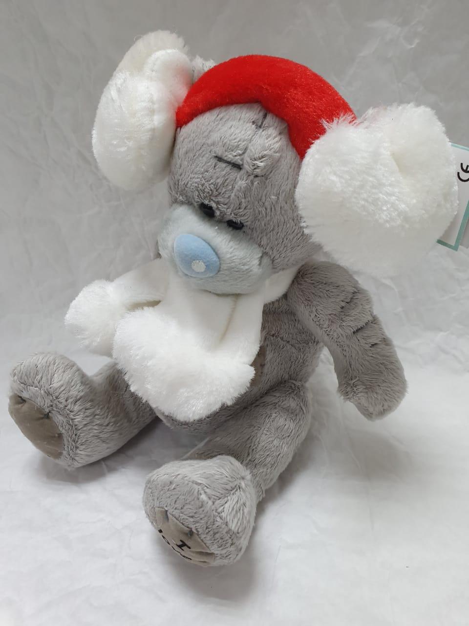 Мишка Тедди в наушниках (мягкая игрушка)
