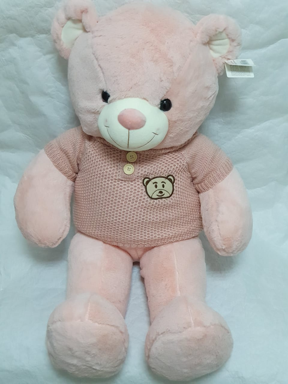 Медведь в свитере (мягкая игрушка)