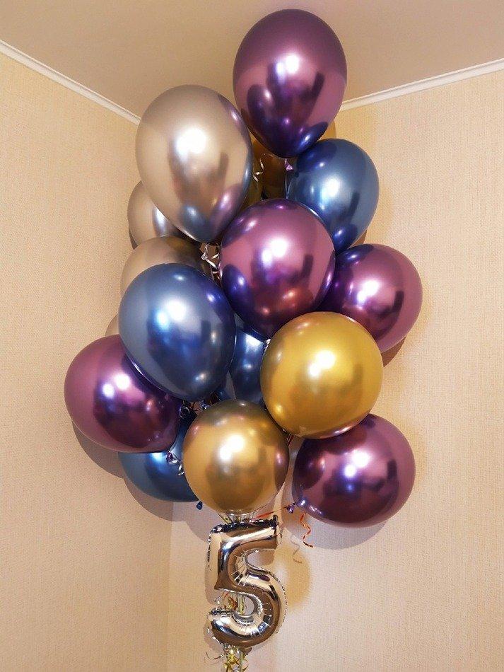 3. Воздушные шары