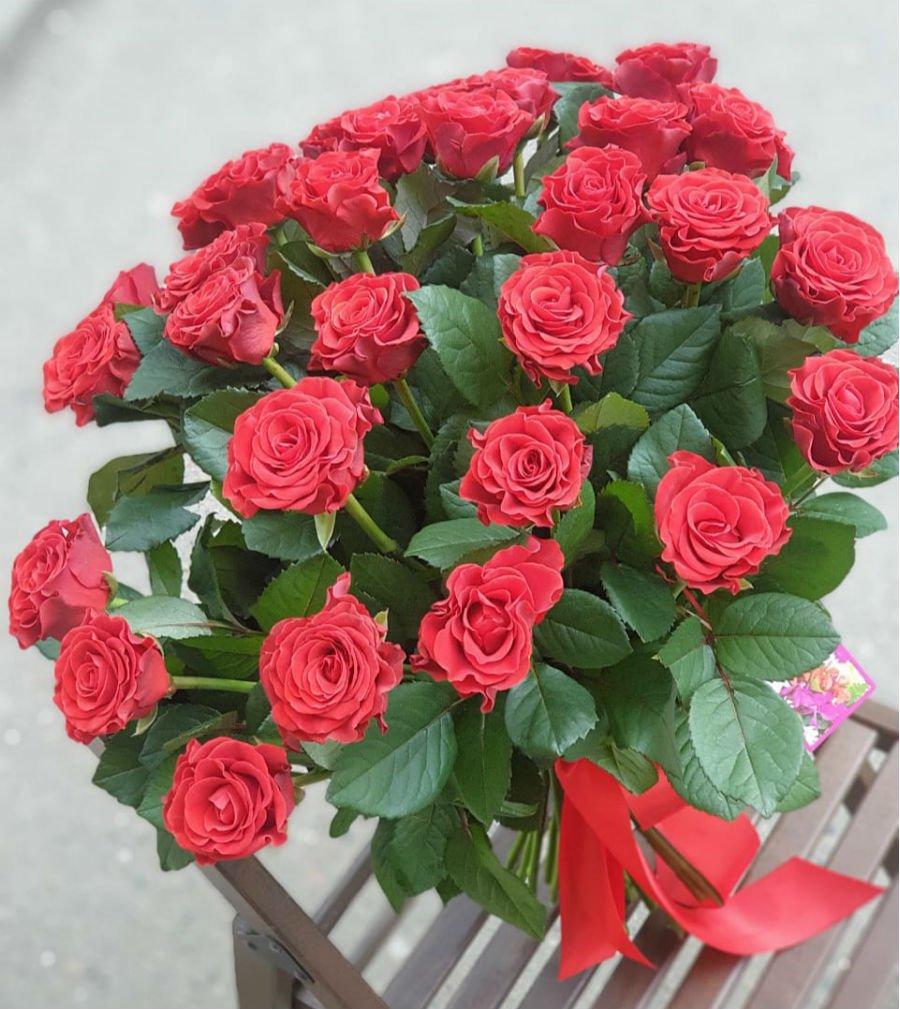 Букет роз «Эль Торро» 29 шт.
