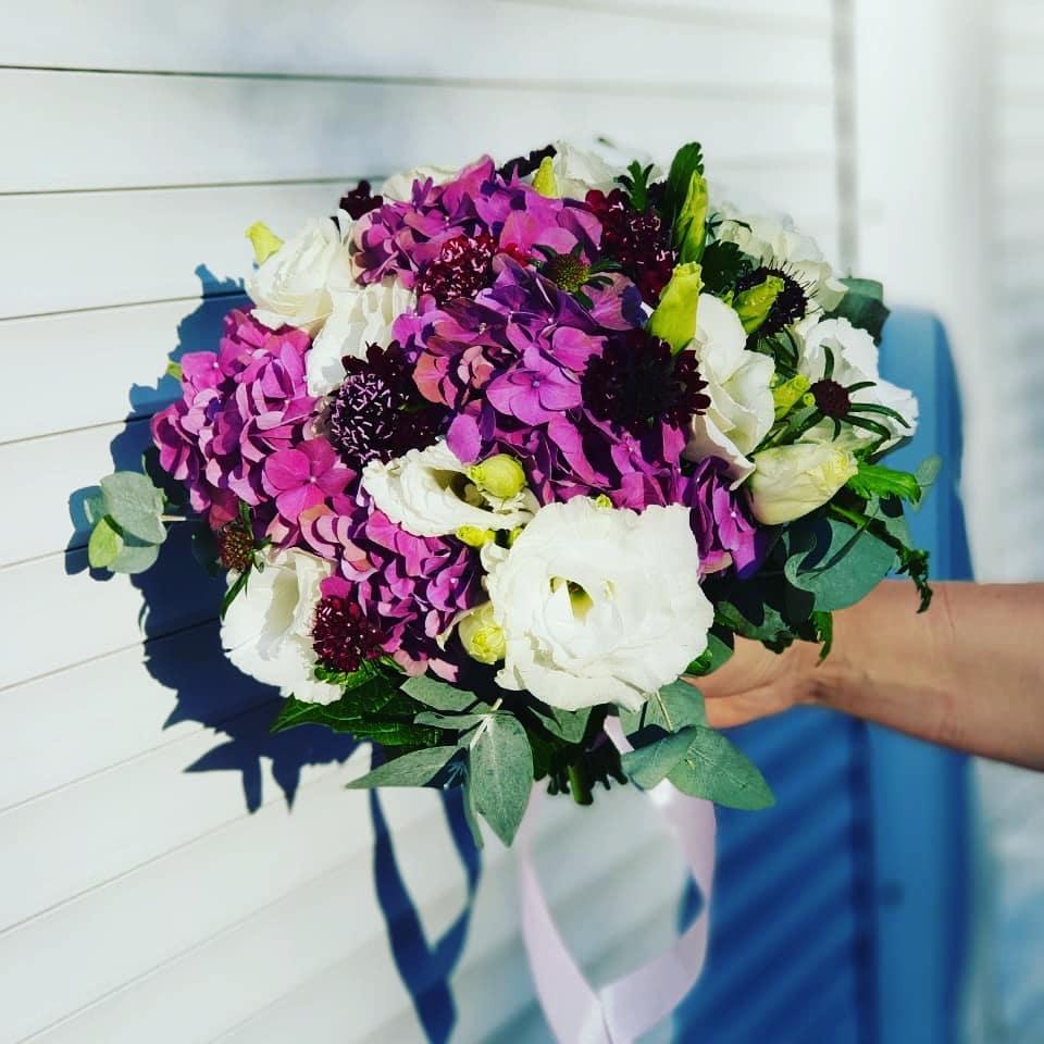 Букет для невесты «Фантазия»