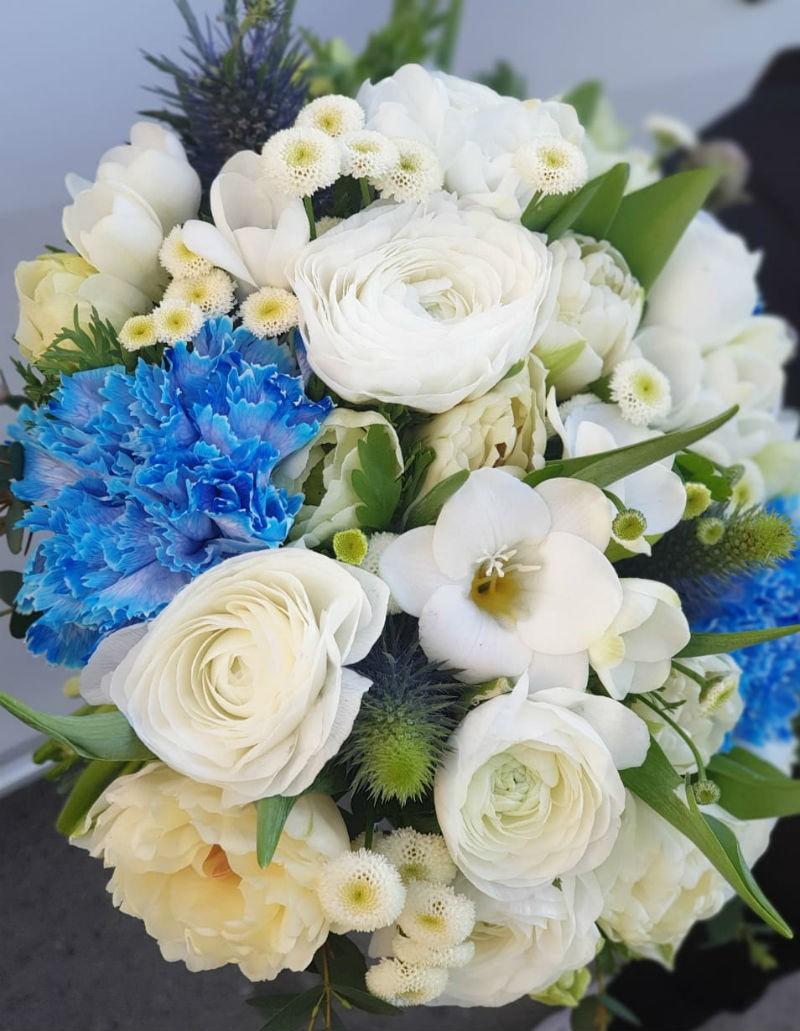 Свадебный букет «Истинная красота»