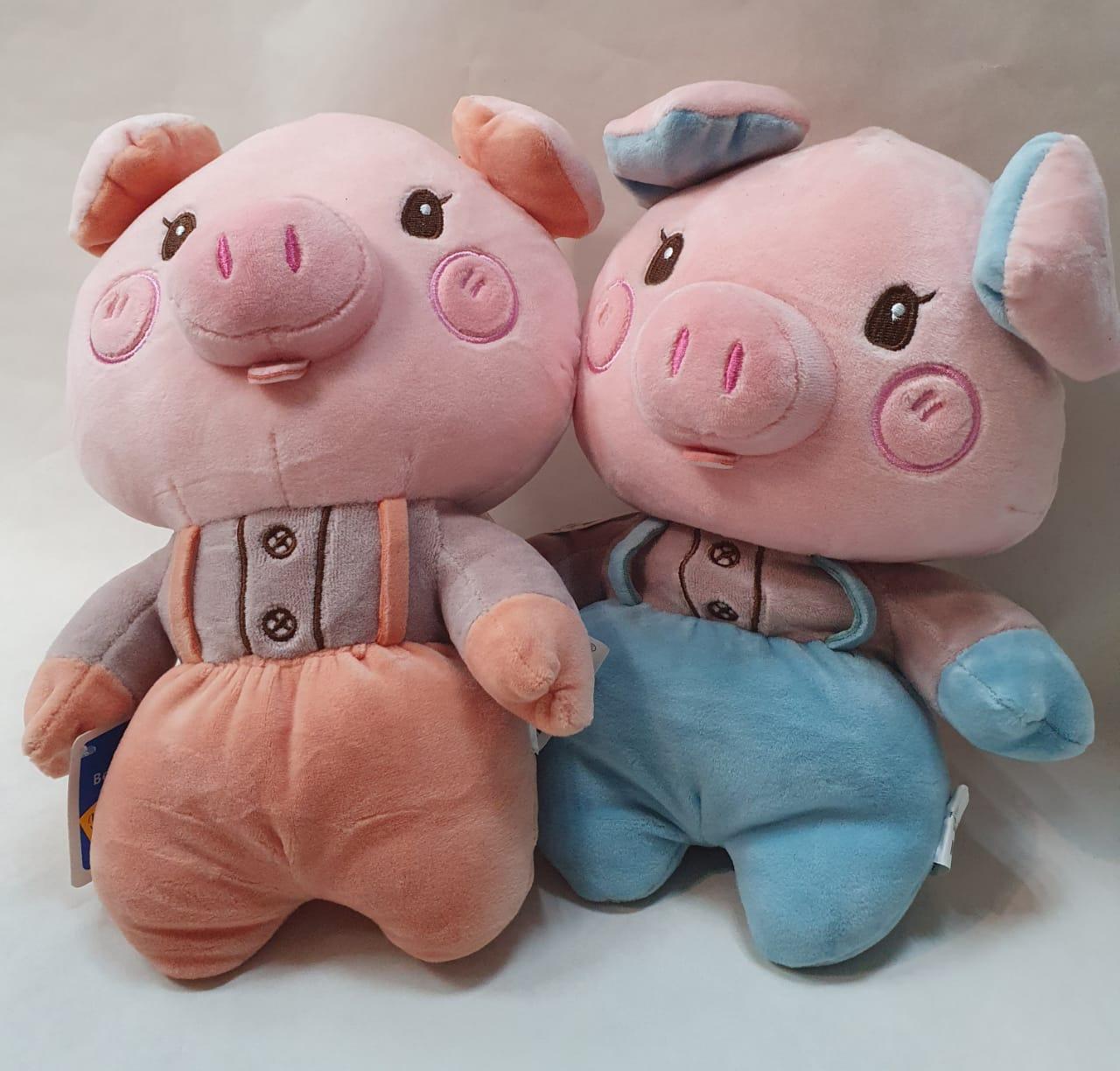 Свинки-антистресс (мягкая игрушка)