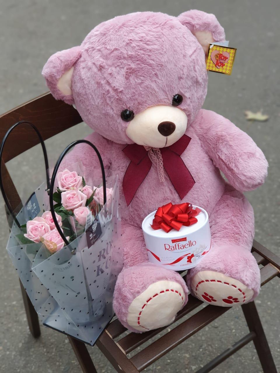 Подарочный набор (Медведь)