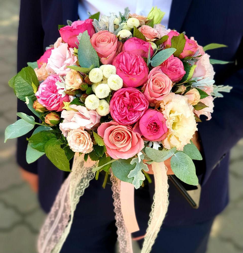 Свадебный букет невесты «Мечта невесты»